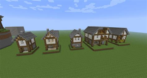 minecraft village house design amazing minecraft small village house best house design minecraft small village