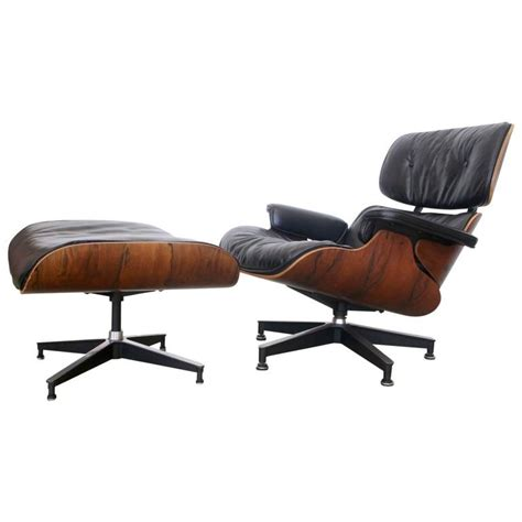 eames lounge chair and ottoman for sale herman miller eames rosewood 670 671 lounge chair and