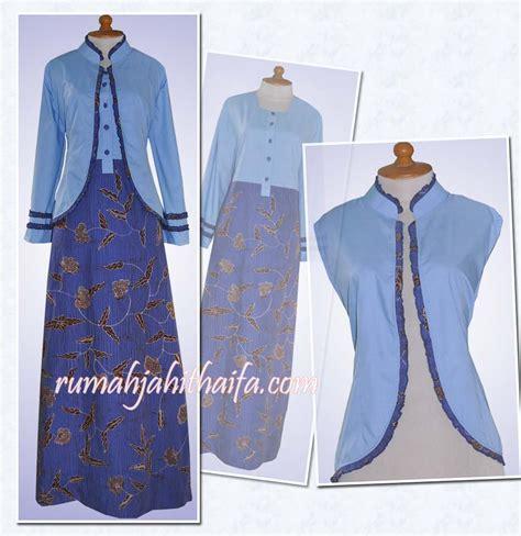 Bolero Bolak Balik Batik Blezer Batik Modern Atasan Batik Wanita Rompi 1 100 gambar baju batik model bolero dengan baju bolero