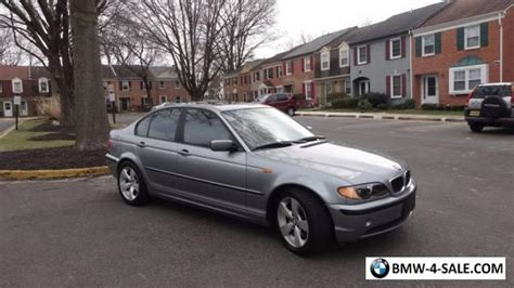 2004 bmw 325xi 2004 bmw 3 series 325xi awd 4d for sale in united states