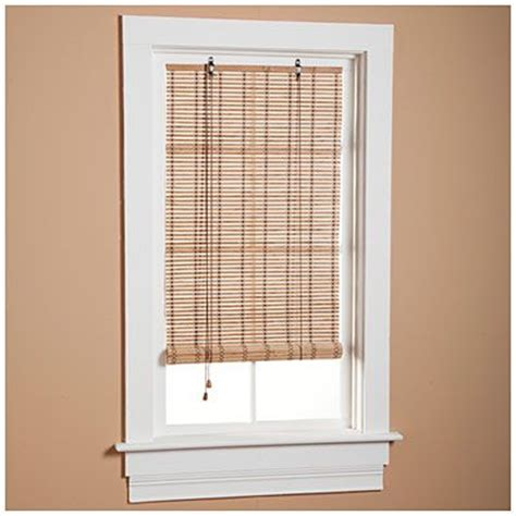 Bamboo Roll Up Blinds At Big Lots First House Growing