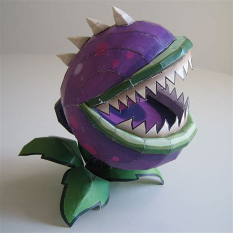 How To Make A Paper Chomper - gallery paper vs zombies