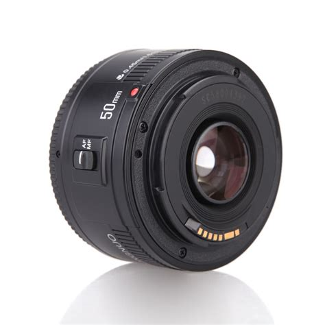 Yongnuo Yn 50mm F 1 8 For Canon yongnuo yn ef 50mm f 1 8 af lens for canon eos at