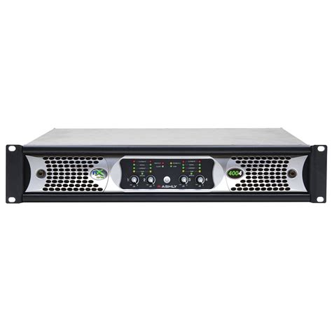Power Lifier 4 Channel Merk Merino ashly nx series nx4004 4 channel 400w power lifier nx4004 b h