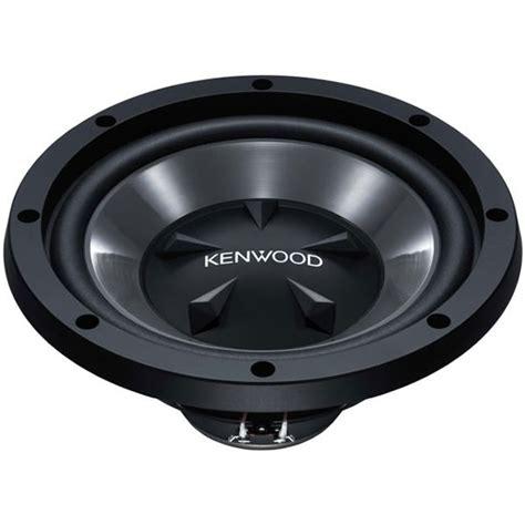 Speaker Kenwood 15 Inch kenwood kfc w110s 10 inch 700 watts subwoofer kfc w110s from kenwood