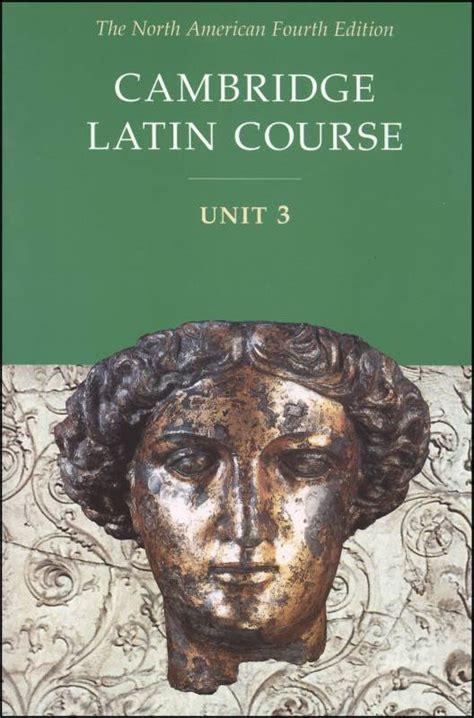 Unit Course by Cambridge Course Unit 3 Student Text 000903 Details Rainbow Resource Center Inc