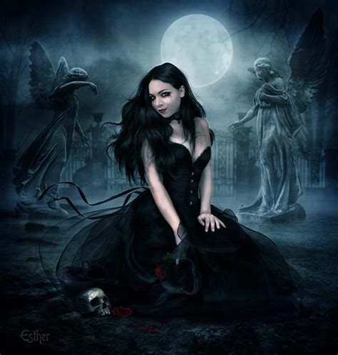 pin by tiffany stymacks on photomanipulation gothic art gothic and