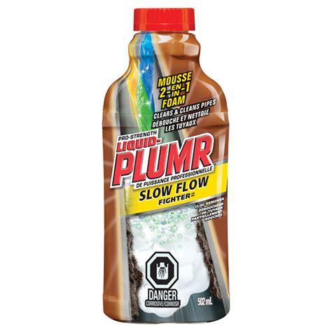quot liquid plumr quot foaming pipe snake 503 ml rona