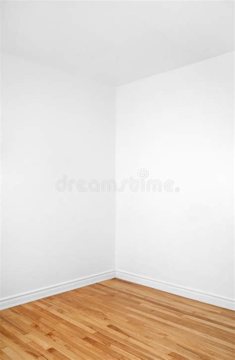 corner of a room empty corner of a room with wooden floor royalty free