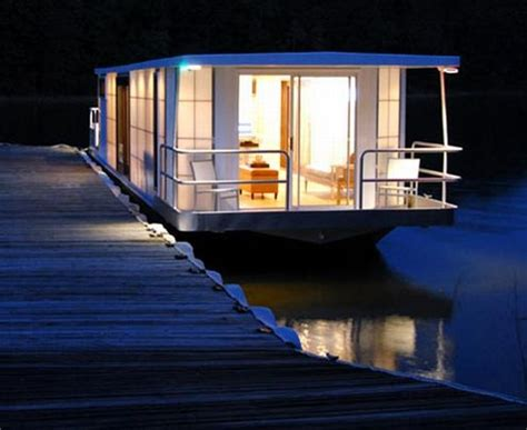 luxury boat houses modern luxury boat house for 250 000 elite choice