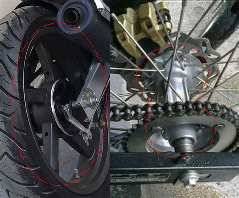 Tromol Klx 36holes Piringan Cakram modifikasi vixion ala trail mortech panduan modifikasi motor lengkap dan terbaru