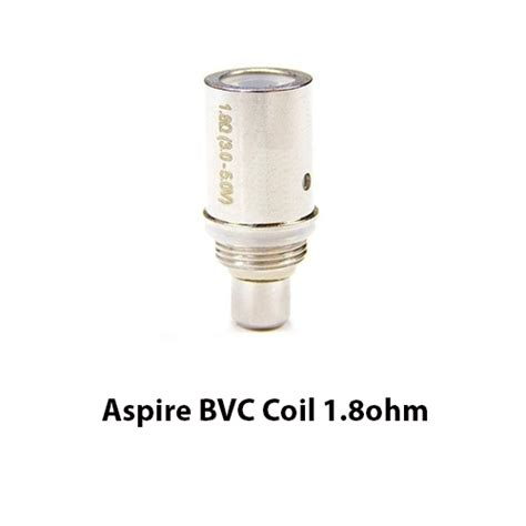 Aspire Bdc Replaceable Dual Coils 1 8 Ohm 5 aspire genuine bvc bottom vertical coils 1 8 ohm pack of 5 smoothshot