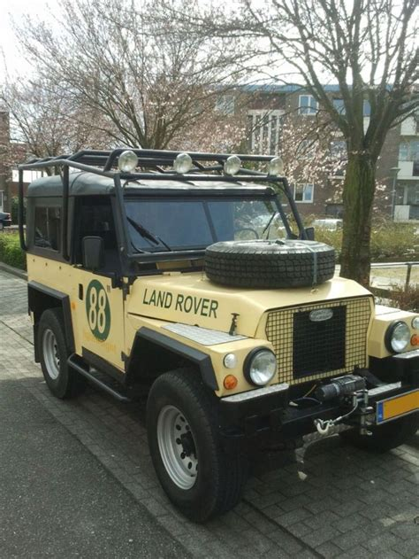 modified land rover 17 best images about land rover series airportable