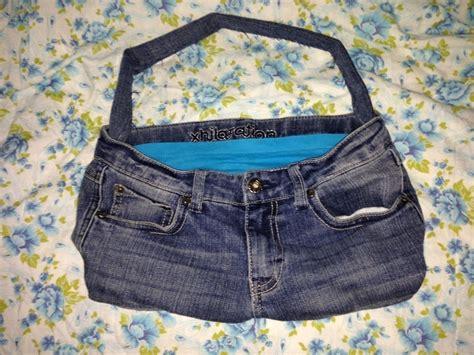 how to make a purse with turn denim into a denim bag 183 how to sew a denim bag