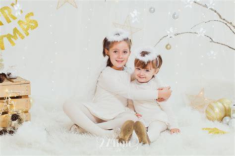 imagenes navidenas para niños sesi 243 n de fotos de ni 241 os y familias de navidad en estudio
