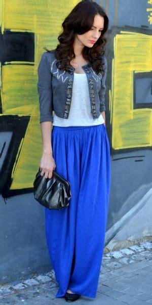 С чем носить длинную юбку летом с фото