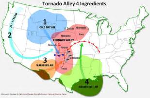 tornado alley texas map what i don t miss about texas one road traveler