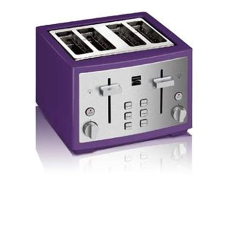 Purple Toaster Oven Kenmore 4 Slice Toaster Purple Appliances Small
