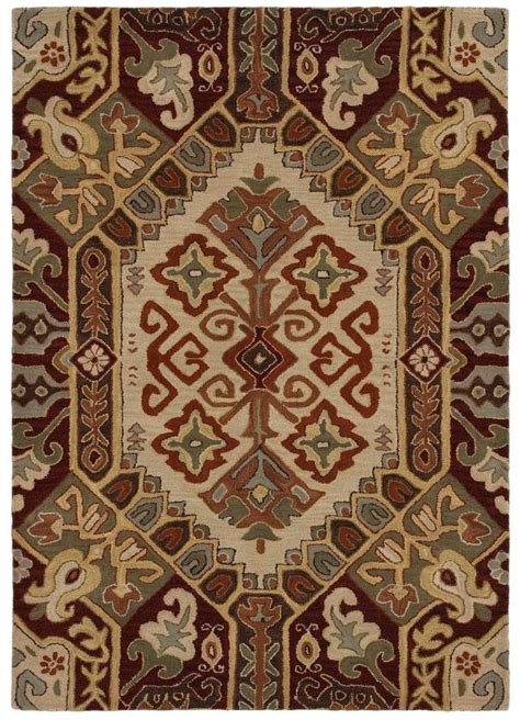 South Western Rugs by Southwestern Rizzy Rugs Southwest Wool