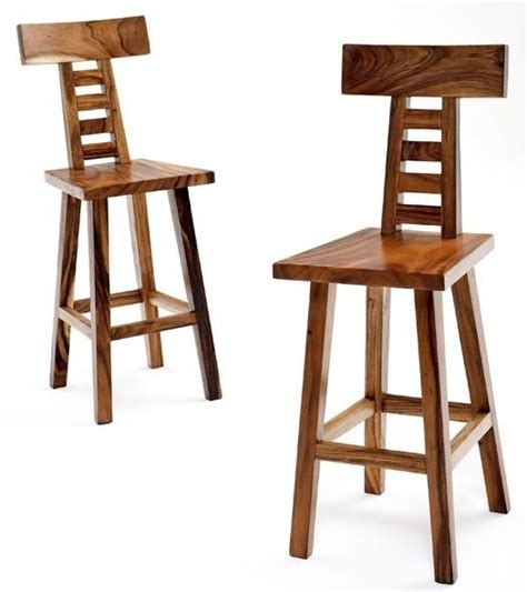 Wood Counter Stool Plans