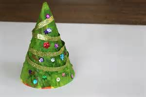 green owl art christmas tree hat