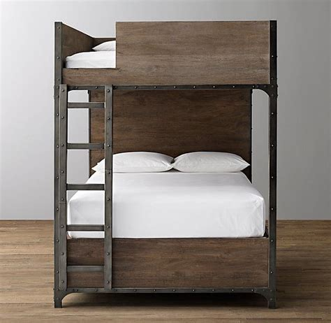 Decker P I Lives In The Balance industrial locker storage bunk bed