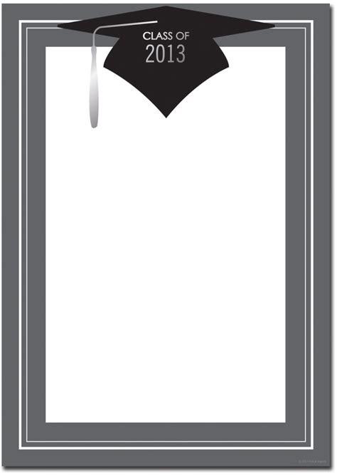 graduation scroll template graduation border clipartion