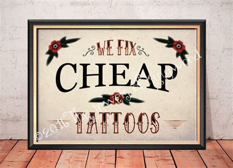 cheap tattoo shops best 25 cheap shops ideas on animal