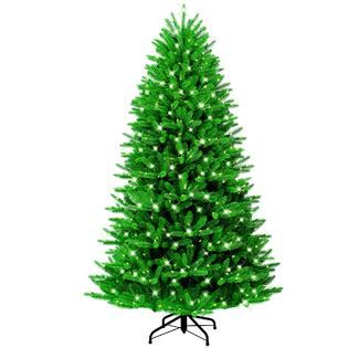 ge appliances 7ft just cut grand fir christmas tree with