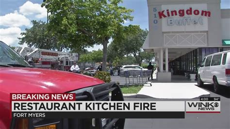 buffets in fort myers kitchen closes fort myers restaurant wink news