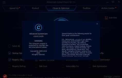 advanced systemcare for android تحميل advanced systemcare 10 pro مع التفعيل