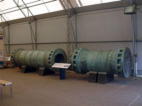Ottoman Empire Cannons Dardanelles Gun