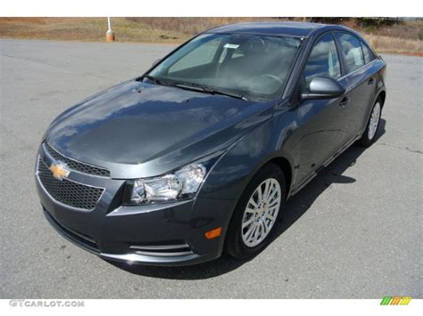 chevy cruze grey cyber gray metallic 2013 chevrolet cruze eco exterior