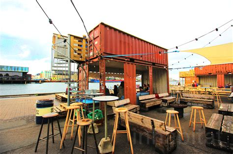 home design stores copenhagen abandoned island reborn as a shipping container street