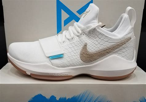 new shoes release nike pg 1 quot ivory quot release date sneakernews