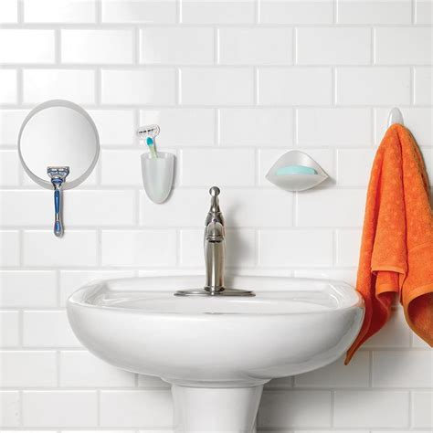 command bathroom products 1000 images about bathroom organization on pinterest shower accessories portal and
