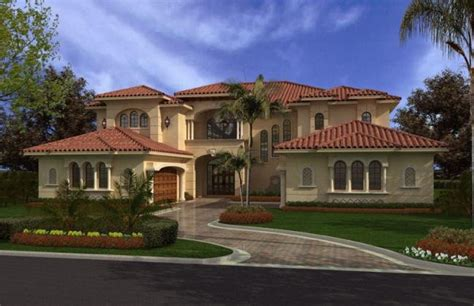 Florida Style Homes mediterranean houses this beautiful two story florida