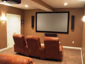 simple media room ideas decorations attractive small home theater room design
