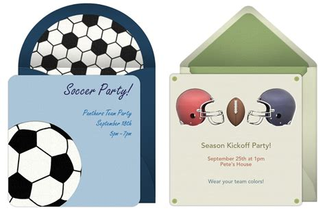 invitation wordings for sports event use free invitations for fall sporting events