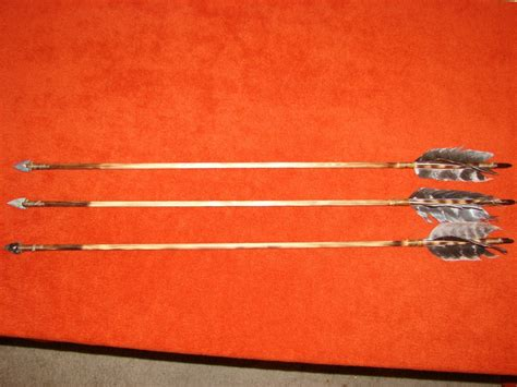 arrows american indian hand made arrows