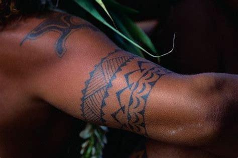 tattoo hawaiian arm armband samoan maori tattoo