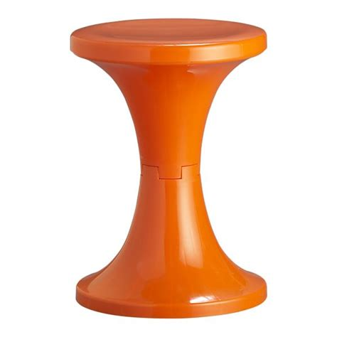 Orange Stool by Best Step Stool Plastic Fold Flat Stool Bathtoom