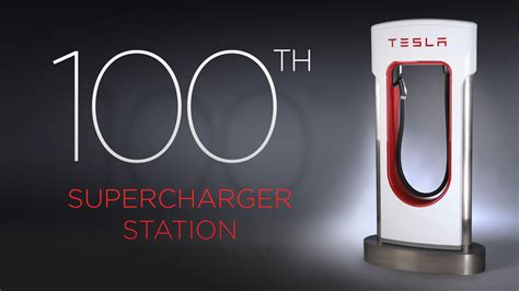 Tesla Charging Stations Nj 100th Tesla Supercharger Station Now Up Running In New Jersey Cleantechnica