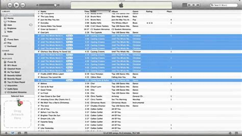 youtube tutorial itunes itunes tutorial how to create an manage a playlist in