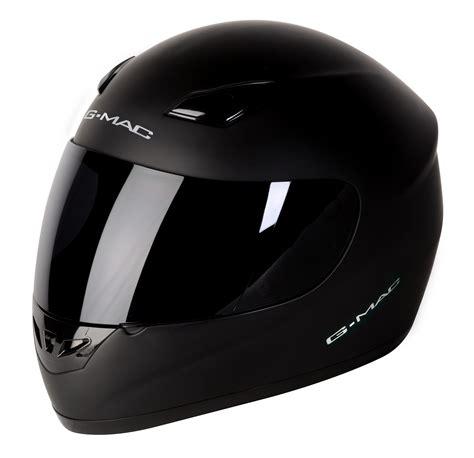 Motorradhelme Bersicht by G Mac Motorradhelm Rookie Matt Schwarz Xs S M L Xl Ebay