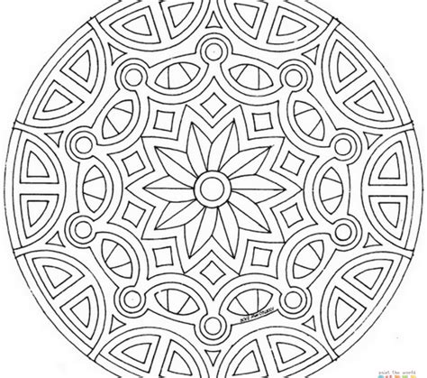 mandala coloring book outfitters celtic mandala coloring europe travel guides