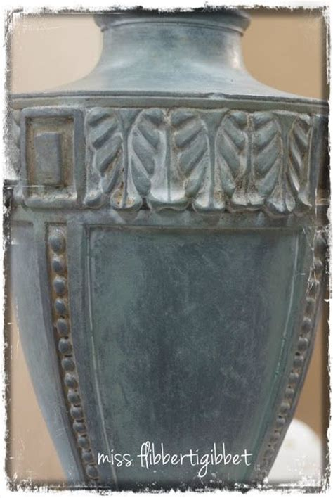 chalk paint zinc finish how to zinc faux finish this started as a shiny brass