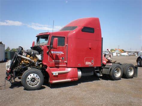 kenworth t660 parts salvage trucks for parts in arizona westoz