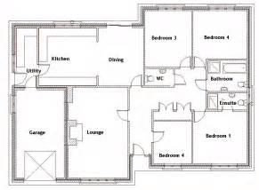 floor plans decorative