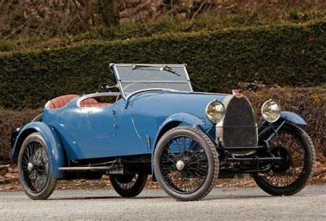 Bugatti Type 30 Bugatti Type 30 Re Classic Car Weekly